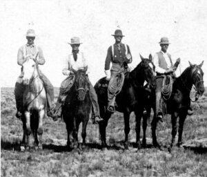 Tom Rickman, Pioneer Rancher on Bear Creek